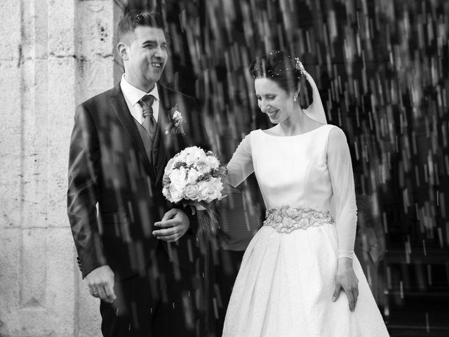 La boda de Jose y Gema en Bolaños De Calatrava, Ciudad Real 20
