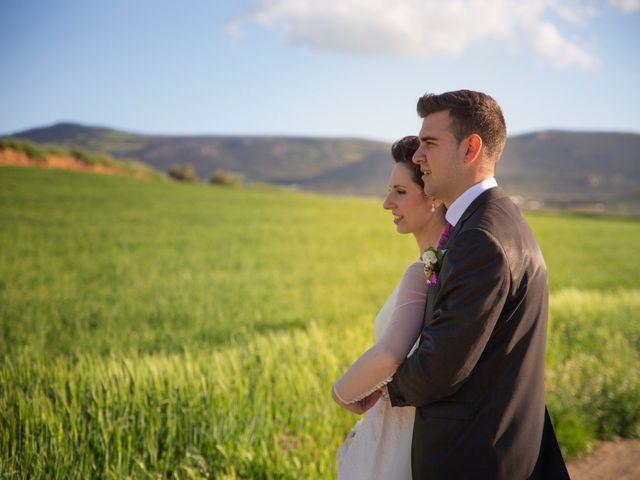 La boda de Jose y Gema en Bolaños De Calatrava, Ciudad Real 21