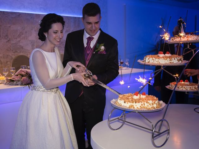 La boda de Jose y Gema en Bolaños De Calatrava, Ciudad Real 24