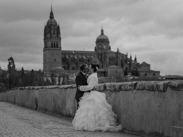 La boda de Pablo y Kira en Salamanca, Salamanca 2