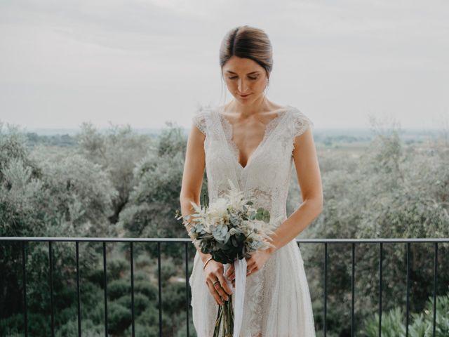 La boda de Jules y Cristina en Pau, Girona 10