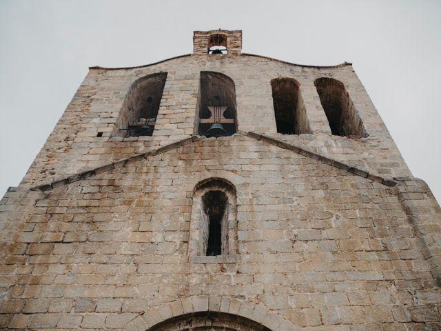 La boda de Jules y Cristina en Pau, Girona 17