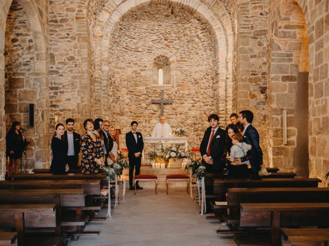 La boda de Jules y Cristina en Pau, Girona 18