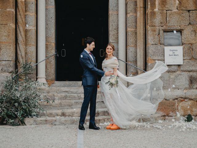 La boda de Jules y Cristina en Pau, Girona 27