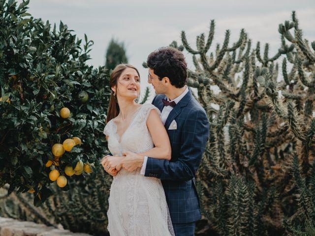 La boda de Jules y Cristina en Pau, Girona 28