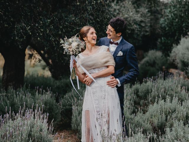 La boda de Jules y Cristina en Pau, Girona 30