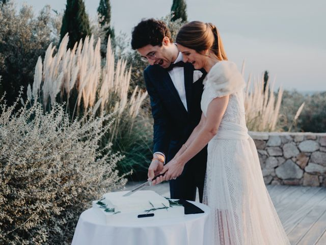 La boda de Jules y Cristina en Pau, Girona 36