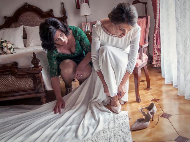 La boda de Miguel y Ana en Consuegra, Toledo 3