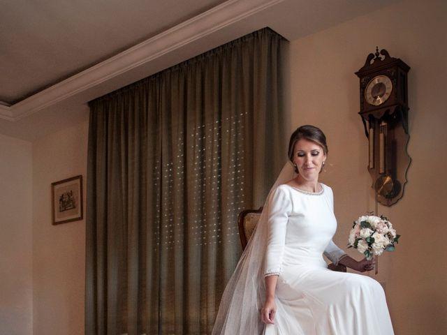 La boda de Miguel y Ana en Consuegra, Toledo 8