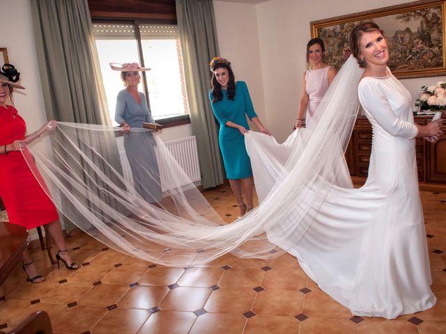 La boda de Miguel y Ana en Consuegra, Toledo 10