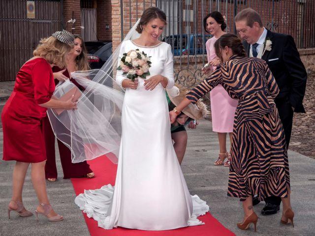 La boda de Miguel y Ana en Consuegra, Toledo 17