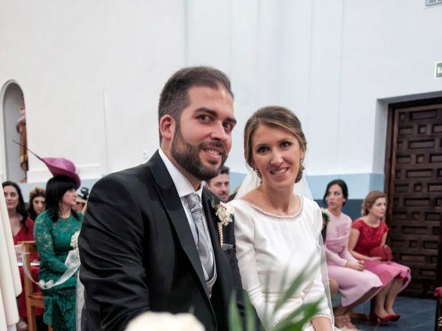 La boda de Miguel y Ana en Consuegra, Toledo 19