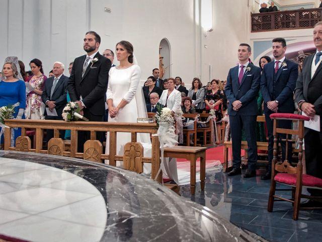 La boda de Miguel y Ana en Consuegra, Toledo 20
