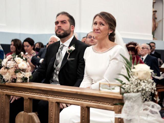 La boda de Miguel y Ana en Consuegra, Toledo 21