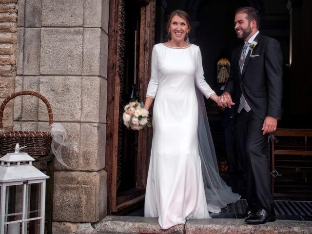 La boda de Miguel y Ana en Consuegra, Toledo 22