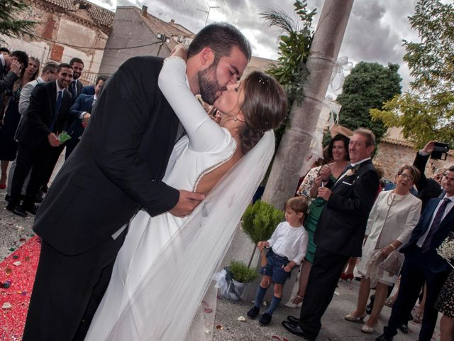 La boda de Miguel y Ana en Consuegra, Toledo 24