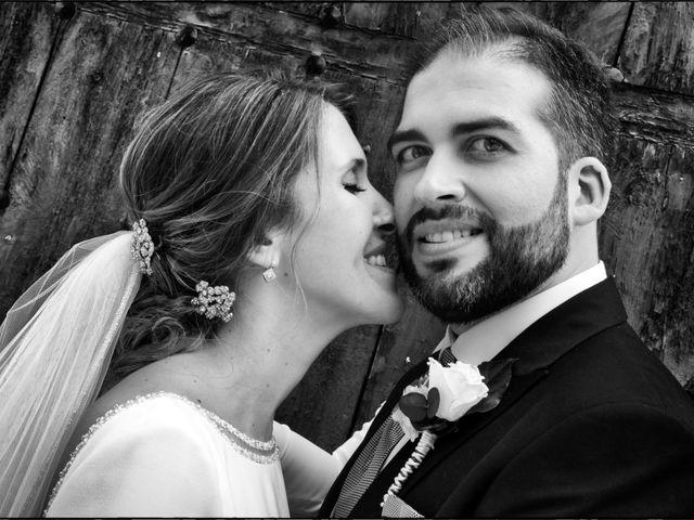 La boda de Miguel y Ana en Consuegra, Toledo 28