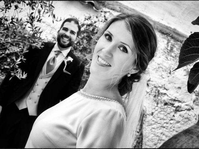 La boda de Miguel y Ana en Consuegra, Toledo 29