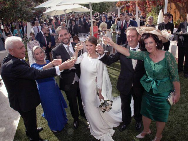La boda de Miguel y Ana en Consuegra, Toledo 32