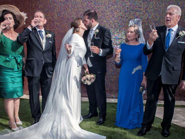 La boda de Miguel y Ana en Consuegra, Toledo 33