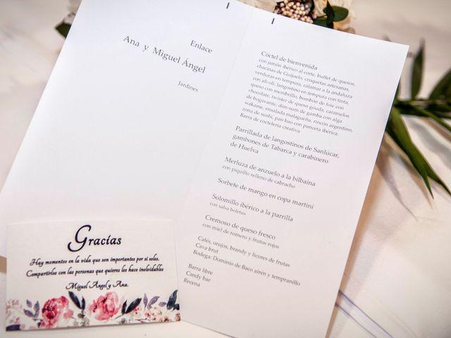La boda de Miguel y Ana en Consuegra, Toledo 34