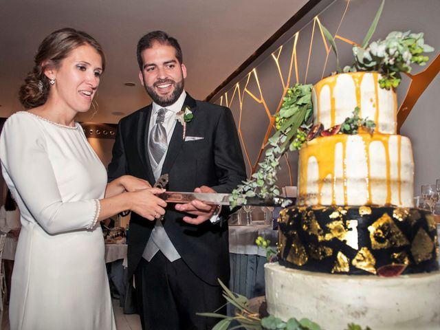 La boda de Miguel y Ana en Consuegra, Toledo 35