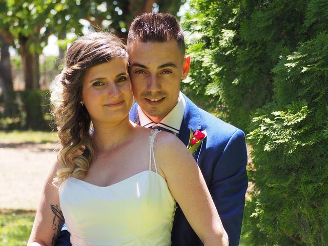 La boda de Kelly y Kenneth