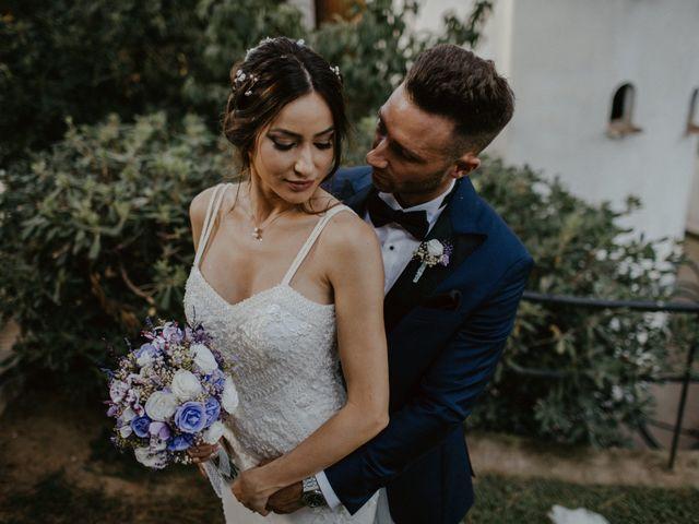 La boda de Tamara y Nico