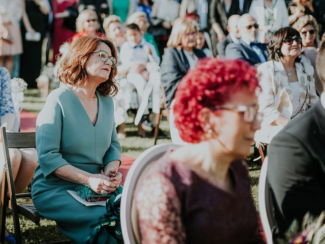 La boda de Hugo y Paula en Quintueles, Asturias 34