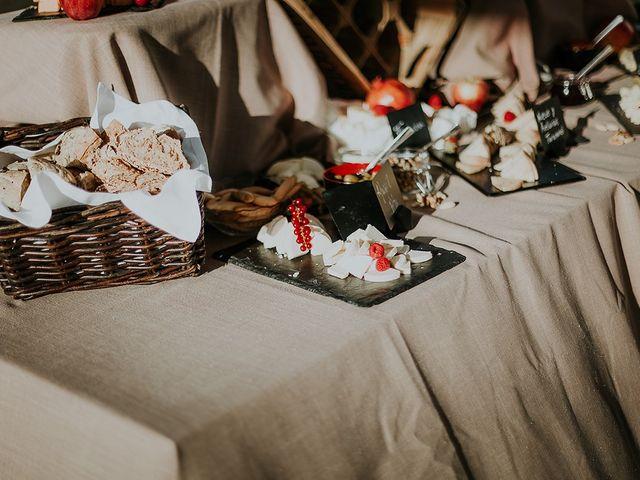 La boda de Hugo y Paula en Quintueles, Asturias 37