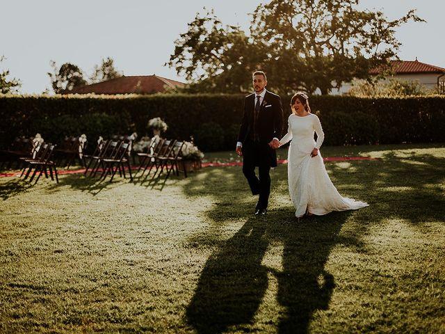 La boda de Hugo y Paula en Quintueles, Asturias 39