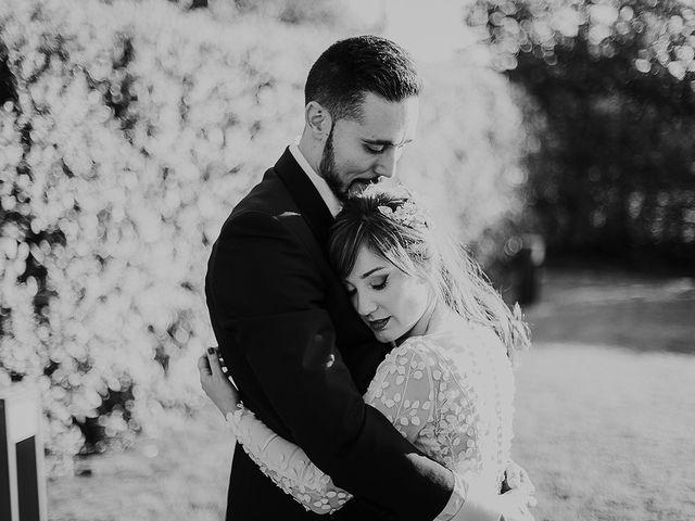 La boda de Paula y Hugo
