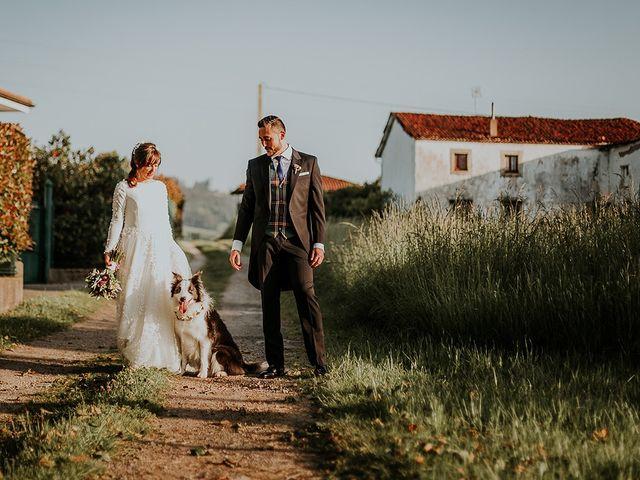 La boda de Hugo y Paula en Quintueles, Asturias 50
