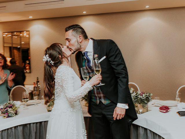 La boda de Hugo y Paula en Quintueles, Asturias 61