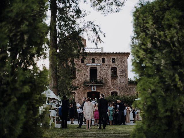 La boda de José Ramón y Elisabet en La Vall D'uixó, Castellón 35
