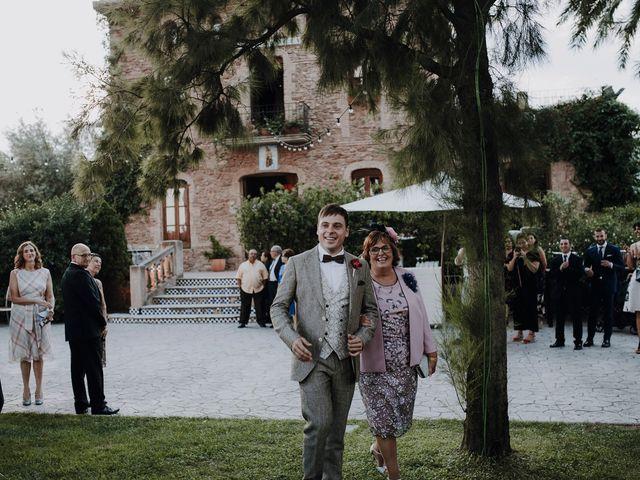 La boda de José Ramón y Elisabet en La Vall D'uixó, Castellón 54