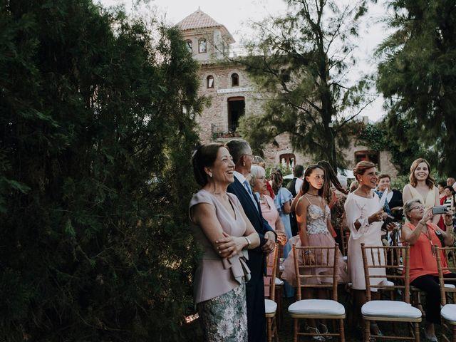 La boda de José Ramón y Elisabet en La Vall D'uixó, Castellón 56