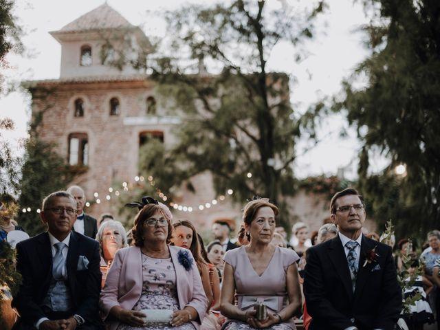 La boda de José Ramón y Elisabet en La Vall D'uixó, Castellón 79