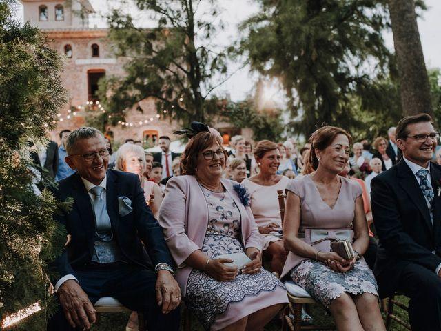La boda de José Ramón y Elisabet en La Vall D'uixó, Castellón 94