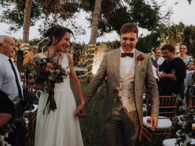 La boda de José Ramón y Elisabet en La Vall D'uixó, Castellón 104