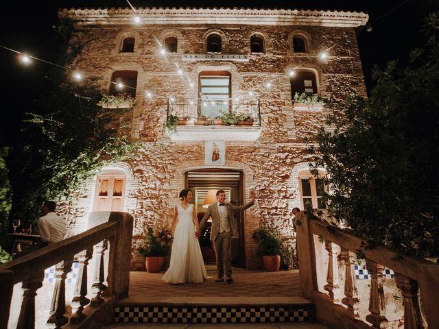 La boda de José Ramón y Elisabet en La Vall D'uixó, Castellón 128