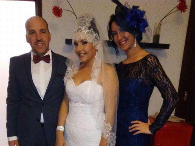 La boda de Antonio y Dore en Coria Del Rio, Sevilla 5
