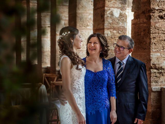 La boda de Santi y Laura en El Puig, Valencia 9