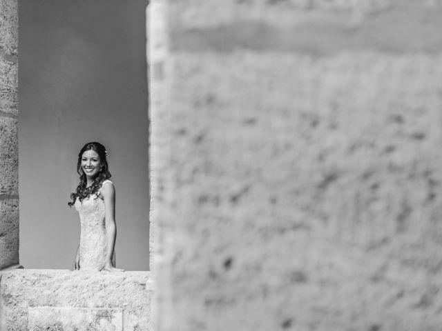 La boda de Santi y Laura en El Puig, Valencia 14