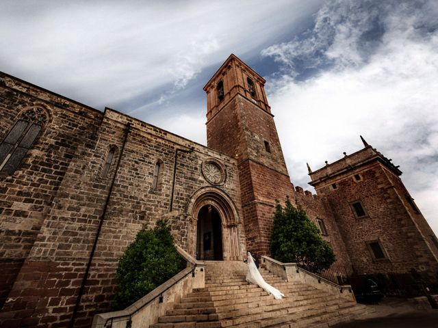 La boda de Santi y Laura en El Puig, Valencia 1