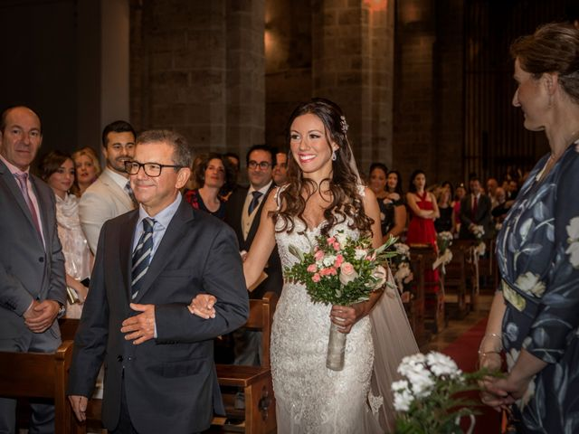 La boda de Santi y Laura en El Puig, Valencia 30