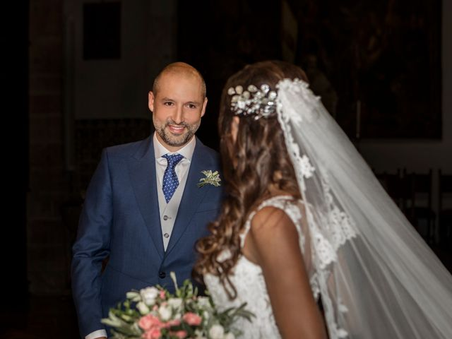 La boda de Santi y Laura en El Puig, Valencia 31