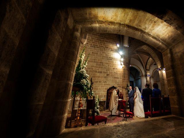 La boda de Santi y Laura en El Puig, Valencia 33