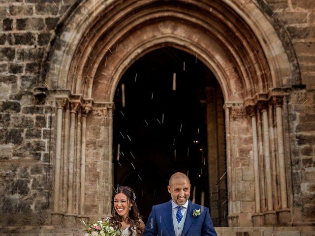 La boda de Santi y Laura en El Puig, Valencia 34