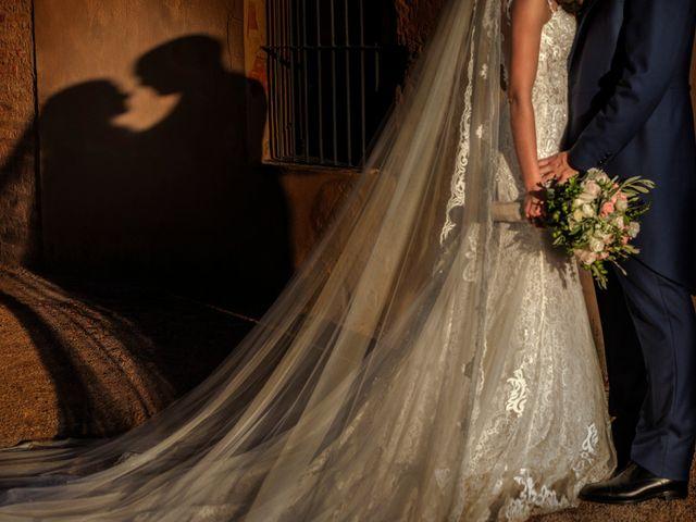 La boda de Santi y Laura en El Puig, Valencia 38